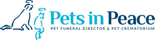 Pets in Peace logo - footer