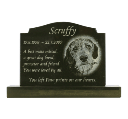 Granite Plaques for Pets - Pets in Peace