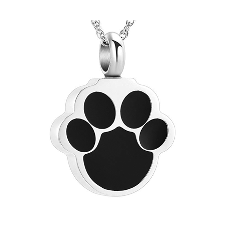 Paw Print Pendant Pets In Peace